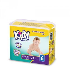 Kidy Junior Plus No:6